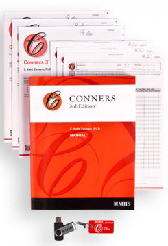 Conners 3 Software Kit English