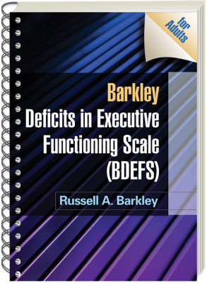 Barkley Deficits in Executive Funtioning Scale (BDEFS)