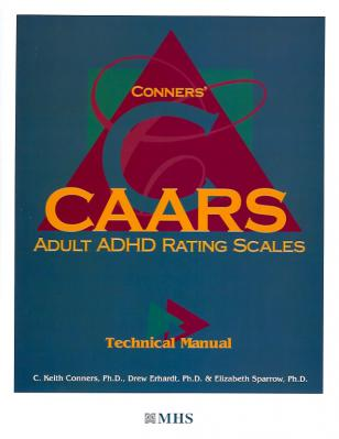 Conners CAARS Adult ADHD Rating Scales - Complete Kit