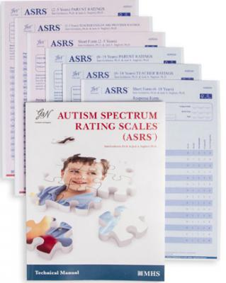 ASRS Complete Handscored Kit with DSM-5 Update, Ages 2-5 and Ages 6-18