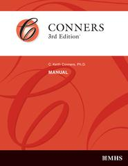 Conners 3 Manual