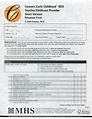 Conners Early Childhood Teacher Behavior Forms