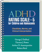 ADHD Rating Scale�5 for Children and Adolescents Checklists, Norms, and Clinical Interpretation