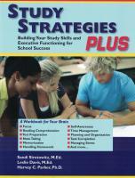 Study Strategies Plus