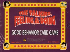 Talking, Feeling, & DoingGood Behavior Card Game