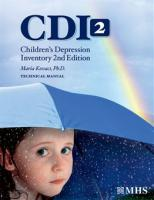Children's Depression Inventory 2 (CDI 2) Manual